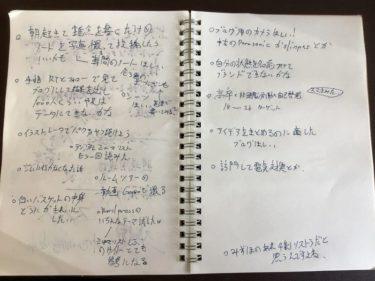 雑念ノート・ブログ