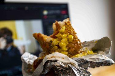 コストコのホットドッグの美味しい食べ方